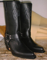 Cowboy Harness Boots