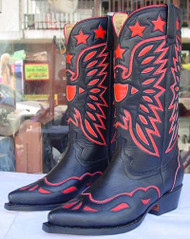 CUSTOM Cowboy Boots Made to Your Measurements