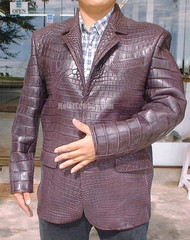 Crocodile Blazer