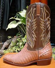 Hornback Crocodile Boots
