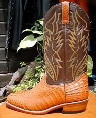 Hornback Crocodile Boots 3