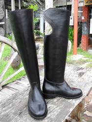 French Napoleonic Period 1812 Cuirassier Boots
