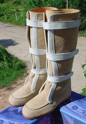 Star Wars HOTH Boots Jedi Luke Skywalker Prop Replica