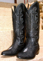 Stingray Cowgirl Boots
