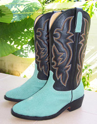 Stingray Cowboy or Cowgirl Boots