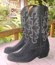 Stingray Cowboy Boots