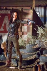 Terminator Salvation Blair Boots