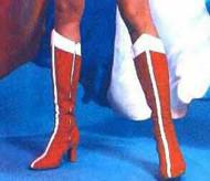 Wonder Woman Boots