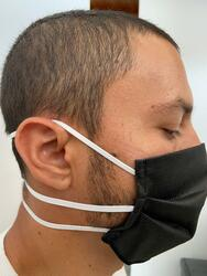3-Strap & 3-Ply Standard Surgical Mask