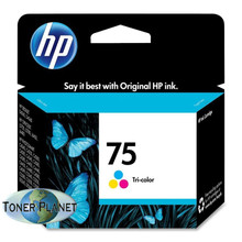 HP 75 Tri-color (CB337WN#140)