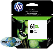 HP 61XL Black CH563WN