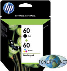 HP 60 Combo Pack