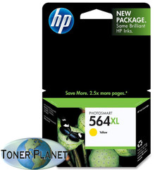 HP 564XL YELLOW (CB325WN)