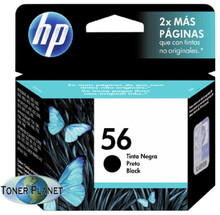 HP 56 Black (C6656AN#140)