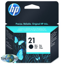 HP 21 Black (C9351AN#140)