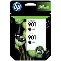HP 901 Black TWIN Pack