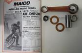 Conrod Kit Maico 68-82 250cc