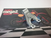 Head Stay Billet Alloy '81-82 490 Silver