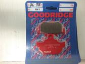 Brake Disc Pad set Maico '86-88