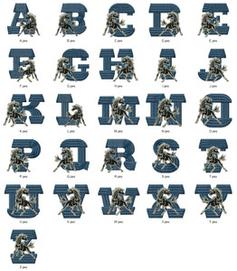 BLACK BEAUTY HORSE ALPHABETS FONT  EMBROIDERY DESIGNS INSTANT DOWNLOAD HUGE  COLLECTION