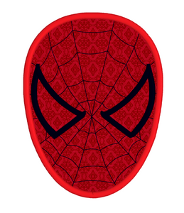 Spiderman Appliqué face Embroidery Machine Designs Instant Download