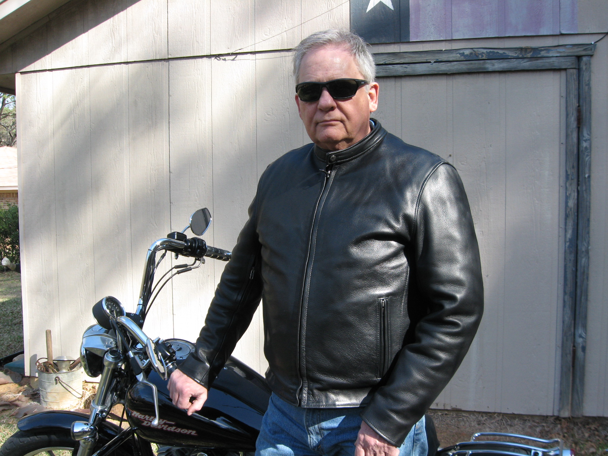 Men's Motorcycle Jacket Review