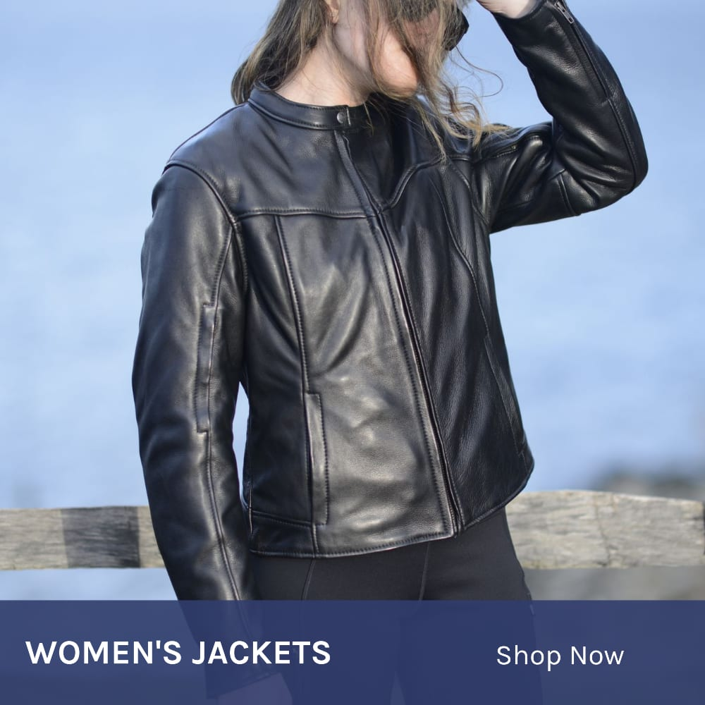 Women Motorcycle Jackets
