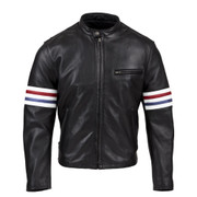 Front view of the Limited Edition Motorcycle Jacket