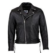 Traditional Motorcycle Jacket