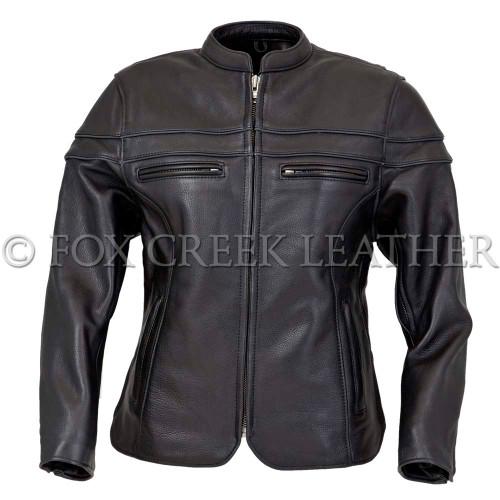 Motor Dame Motorcycle Jacket