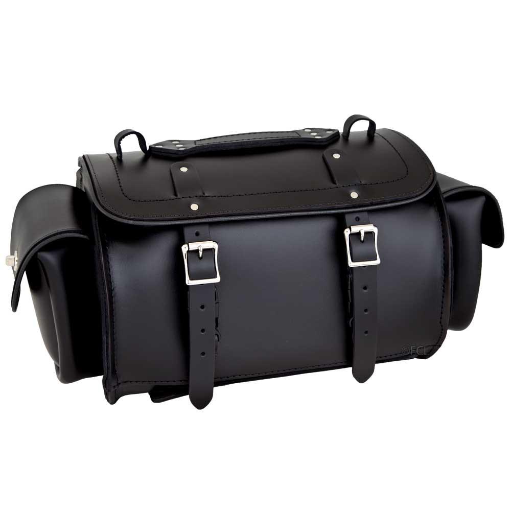 e42ee04ea9da Sissy Bar Duffle Bag - Fox Creek Leather
