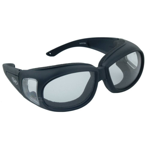 Outfitter Sunglasses with Clear Lenses.