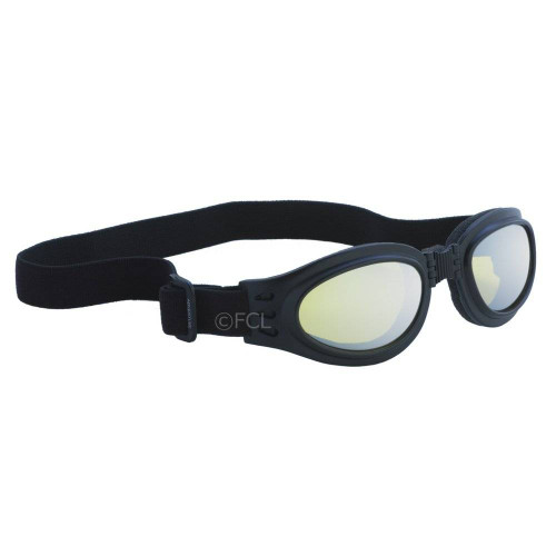 Adventure Goggles with Yellow Tint Lenses