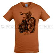 Fox Creek Classic Design TShirt - Orange