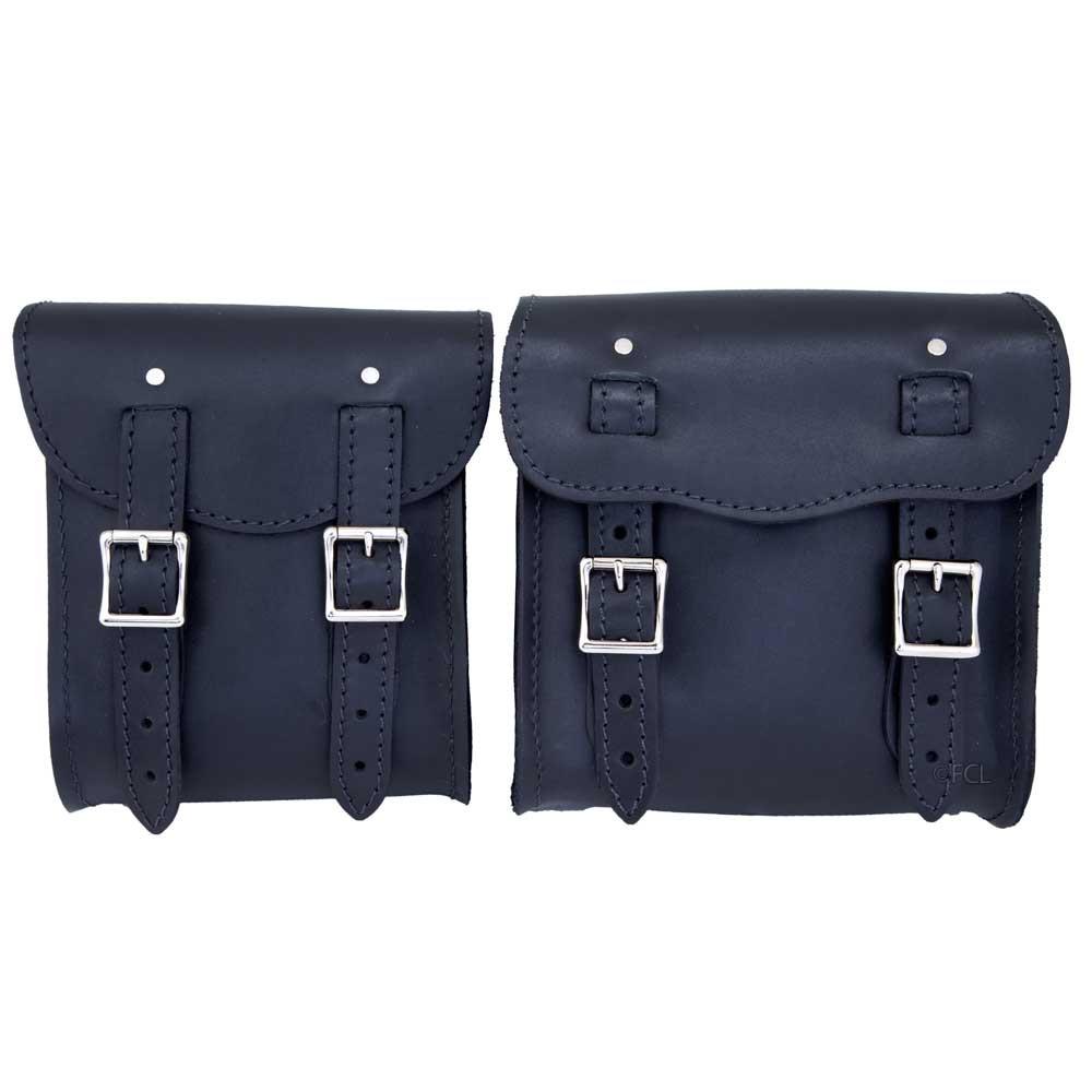 521eb781d87b Heavy Duty Sissy Bar Bag - Fox Creek Leather