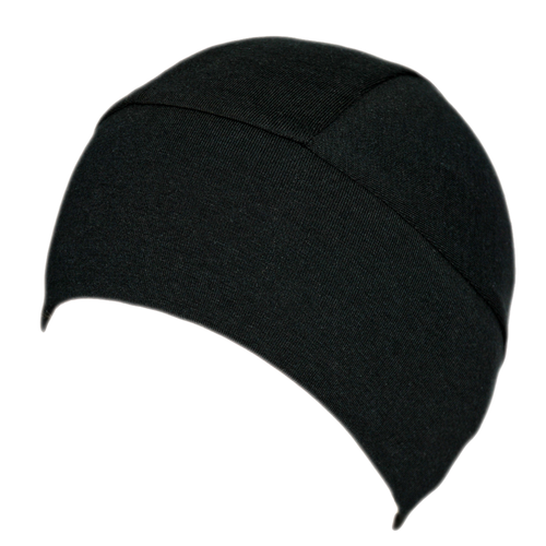 Black Design Wraps Beanie
