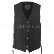 Full Back Buffalo Nickel Vest - Size 54 (Clearance 15)
