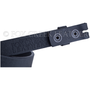 "Black 1"" Belt Back"