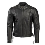 Men's Vented Racing Jacket