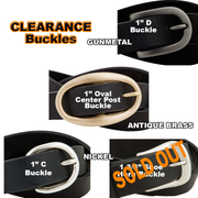 Closeout Buckles