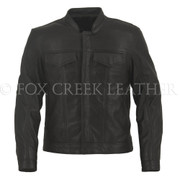 Men's Leather Rebel Jacket