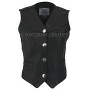 Women's Buffalo Nickel Vest, Size L (Clearance 47)