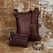 Ladies Bison Purse Gift Set