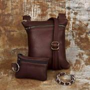 Ladies Bison Purse Gift Set