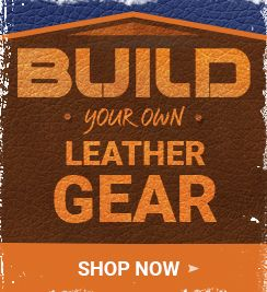 Build your own leather gear