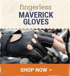 maverick deerskin gloves