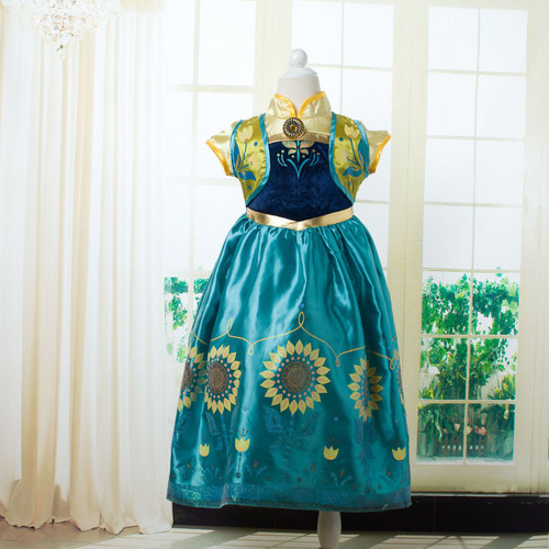 Anna 'Frozen Fever' Dress