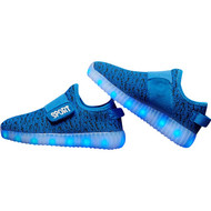 Blue LED Shoes