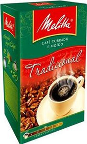 Brazilian Coffee Melitta Traditional 17.6oz
