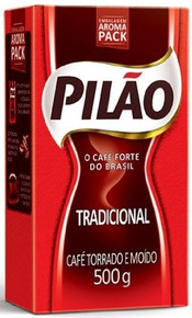 Pilao Brazilian Coffee 17.6oz
